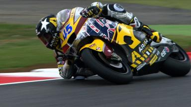 Silverstone 2011 - Moto2 - FP2 - Highlights