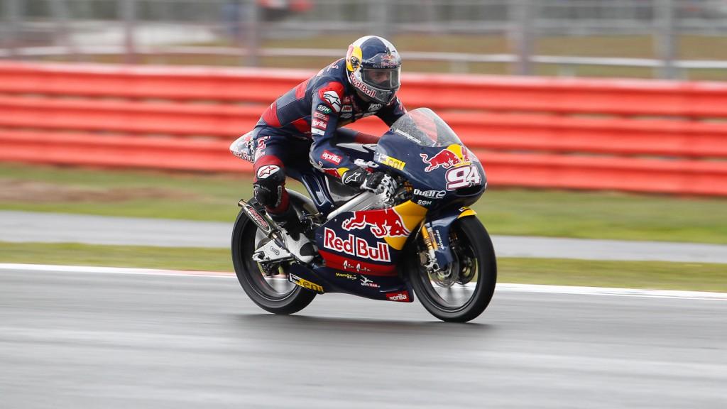 Jonas Folger, Red Bull Ajo Motorsport, Silverstone FP2