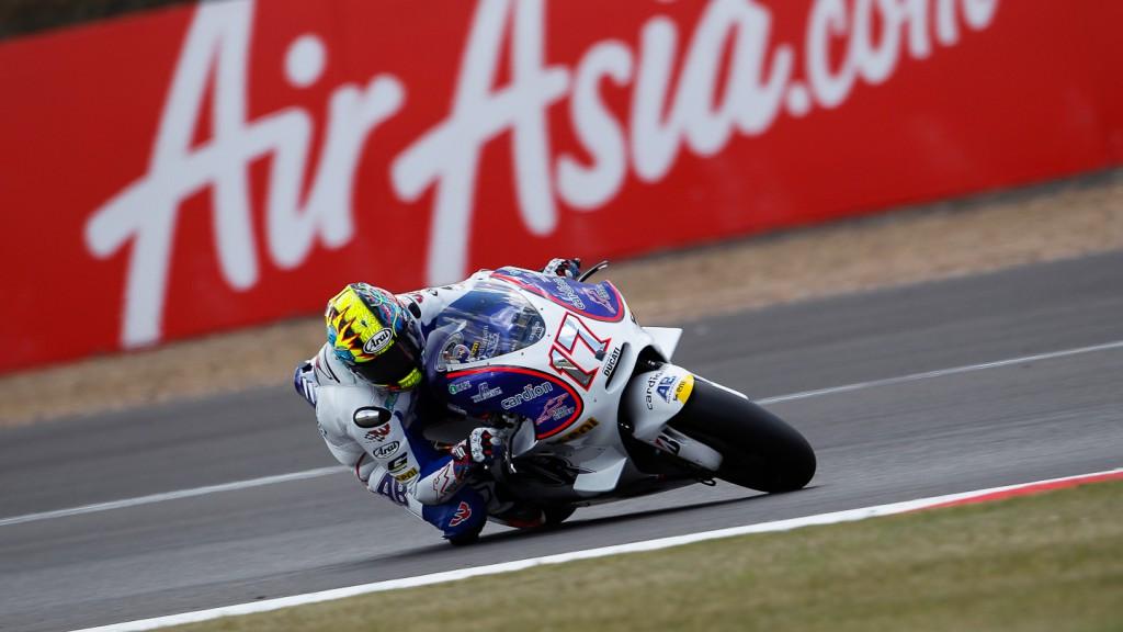 Karel Abraham, Cardion AB Motoracing, Silverstone QP