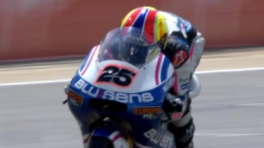 Silverstone 2011 - 125cc - QP - Highlights