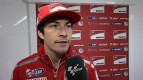Silverstone 2011 - MotoGP - QP - Interview - Nicky Hayden