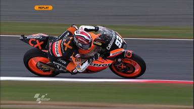 Silverstone 2011 - Moto2 - QP - Highlights