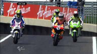 Silverstone 2011 - MotoGP - FP3 - Full session