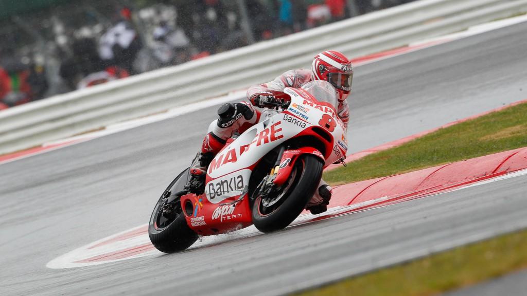 Hector Barbera, Mapfre Aspar Team MotoGP, Silverstone RAC