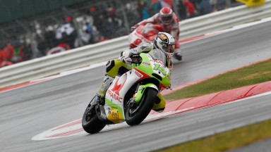 Randy de Puniet, Pramac Racing Team, Silverstone RAC