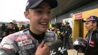 Silverstone 2011 - 125cc - Race - Interview - Jonas Folger