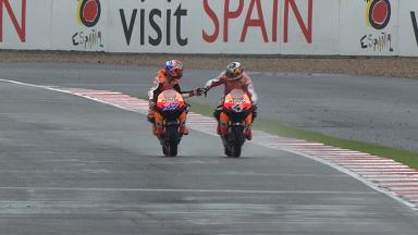 Silverstone 2011 - MotoGP - Race - Highlights