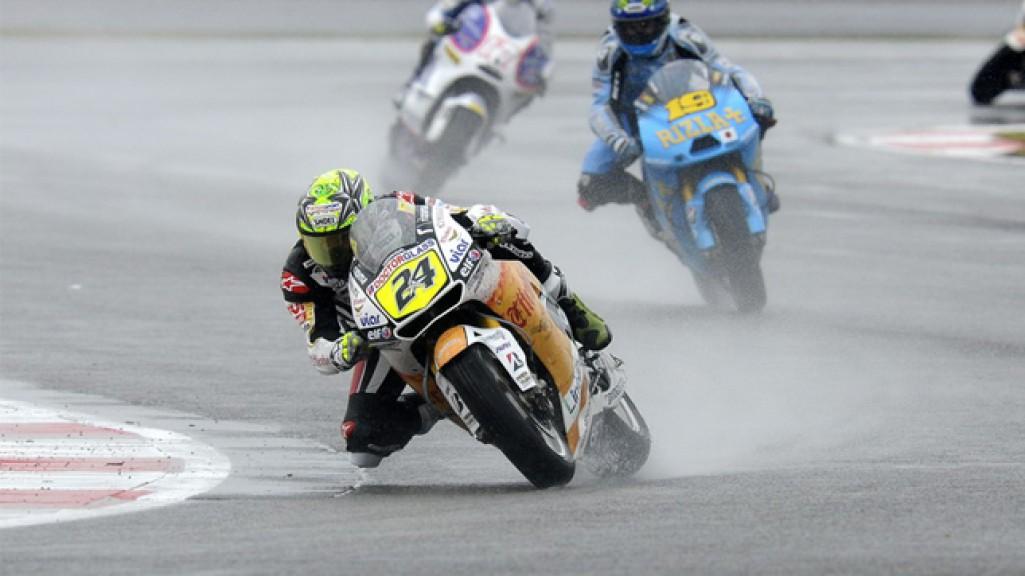 Toni Elias, LCR Honda MotoGP, Silverstone RAC