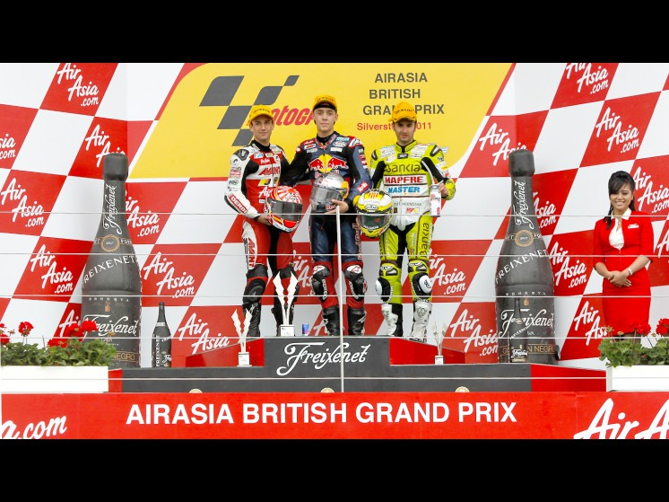 -Moto GP- Season 2011- - podium 125cc slideshow