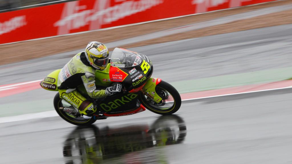 Hector Faubel, Bankia Aspar Team, Silverstone RAC