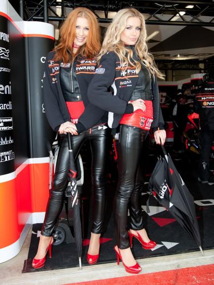 Paddock Girl, AirAsia British Grand Prix