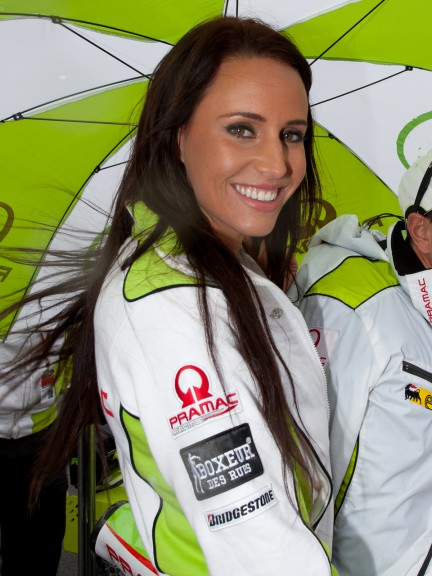 Paddock Girl, AirAsia British Grand Prix