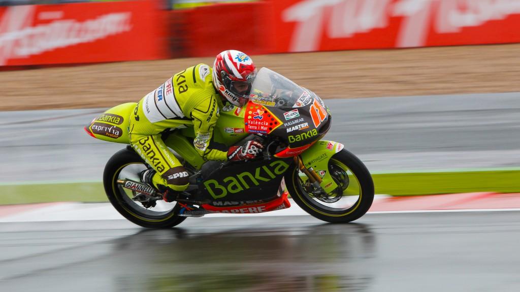 Nico Terol, Bankia Aspar Team 125cc, Silverstone RAC