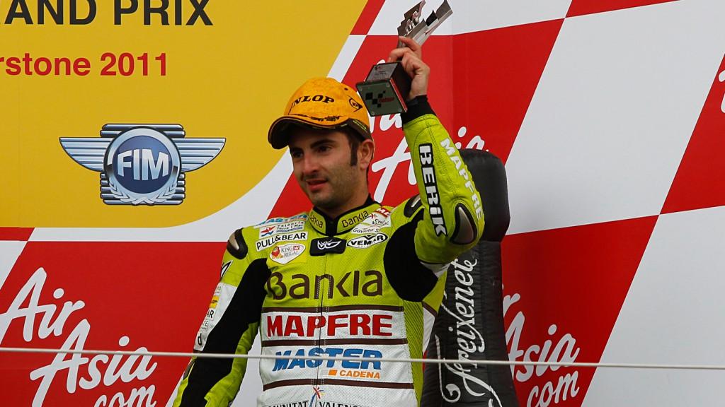 Hector Faubel, Bankia Aspar Team 125, Silverstone RAC