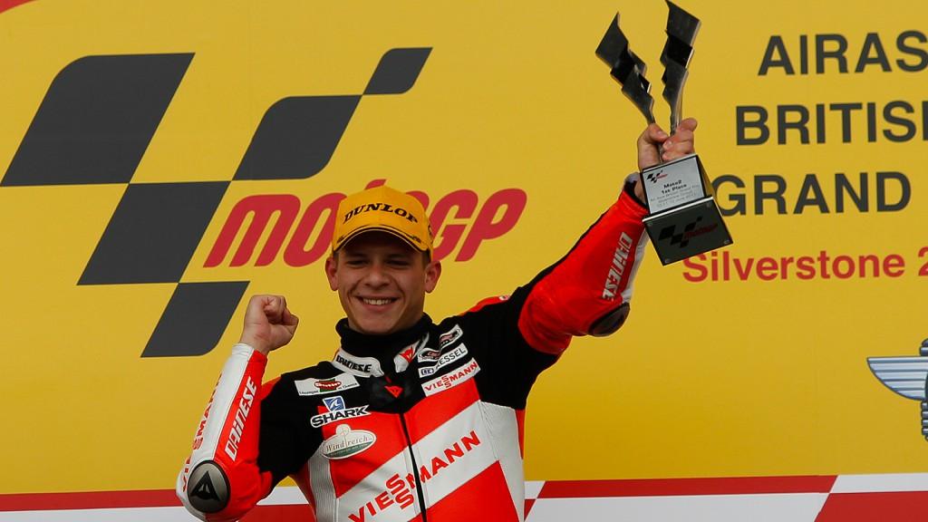 Stefan Bradl, Viessmann Kiefer Racing, Silverstone RAC