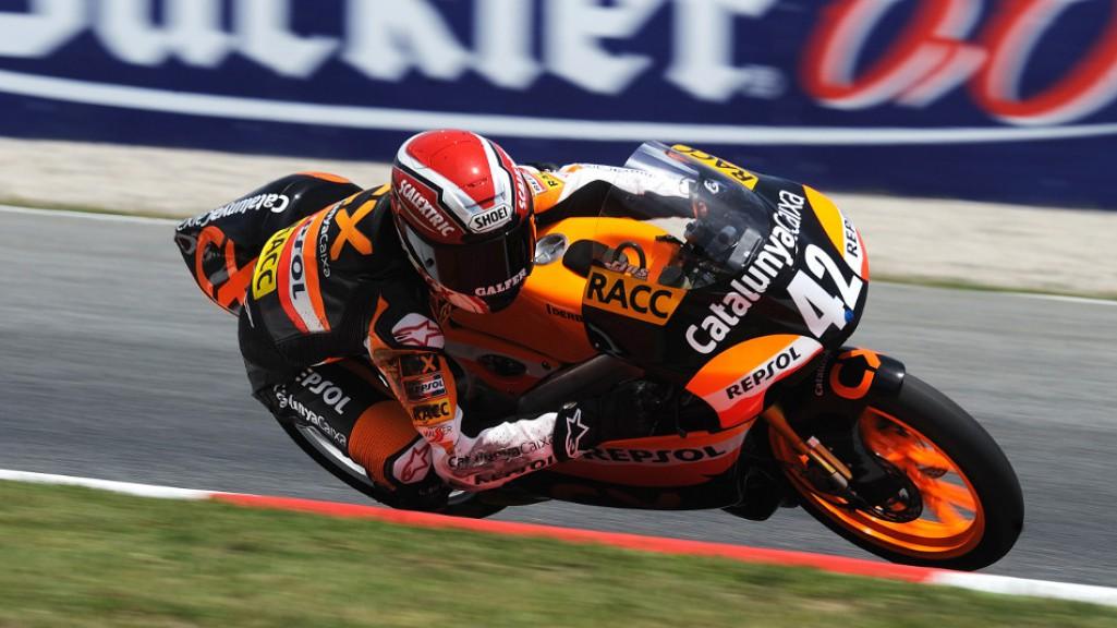 Alex Rins, Team CatalunyaCaixa, QP CEV Catalunya