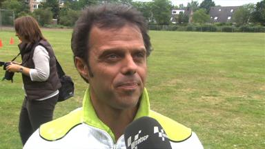 Capirossi impressed with Dutch following