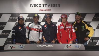 Iveco TT Assen Pre-event Press Conference