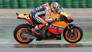 Andrea Dovizioso, Repsol Honda Team, Assen FP1