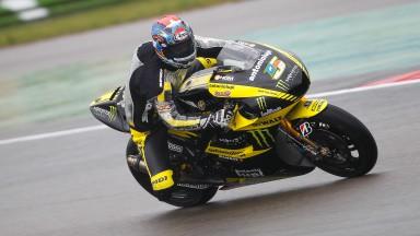 Colin Edwards, Monster Yamaha Tech3, Assen FP1