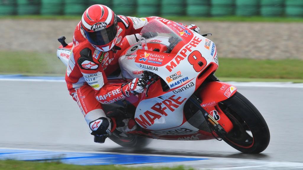 Hector Barbera, Mapfre Aspar Team MotoGP, Assen FP1