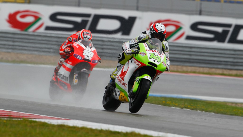 Randy de Puniet, Pramac Racing Team, Assen FP1