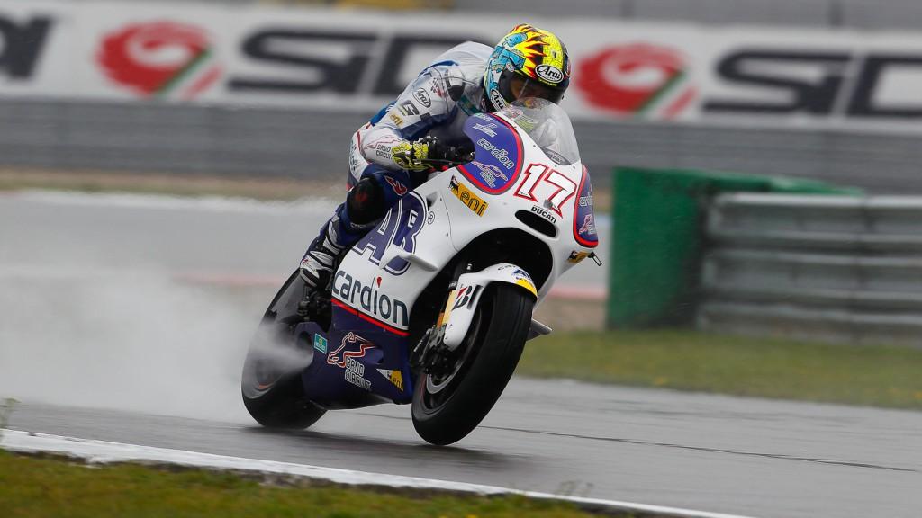 Karel Abraham, Cardion AB Motoracing, Assen FP1