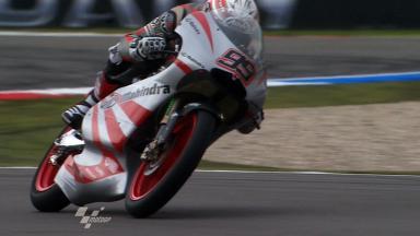 Assen 2011 - 125cc - FP1 - Action - Danny Webb