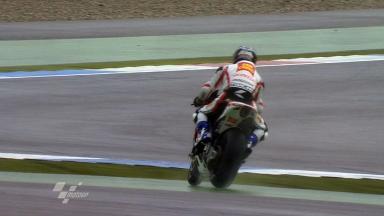 Assen 2011 - MotoGP - FP1 - Action - Kousuke Akiyoshi
