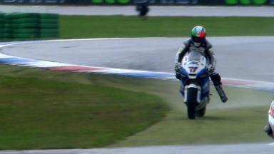 Assen 2011 - Moto2 - FP1 - Action - Claudio Corti