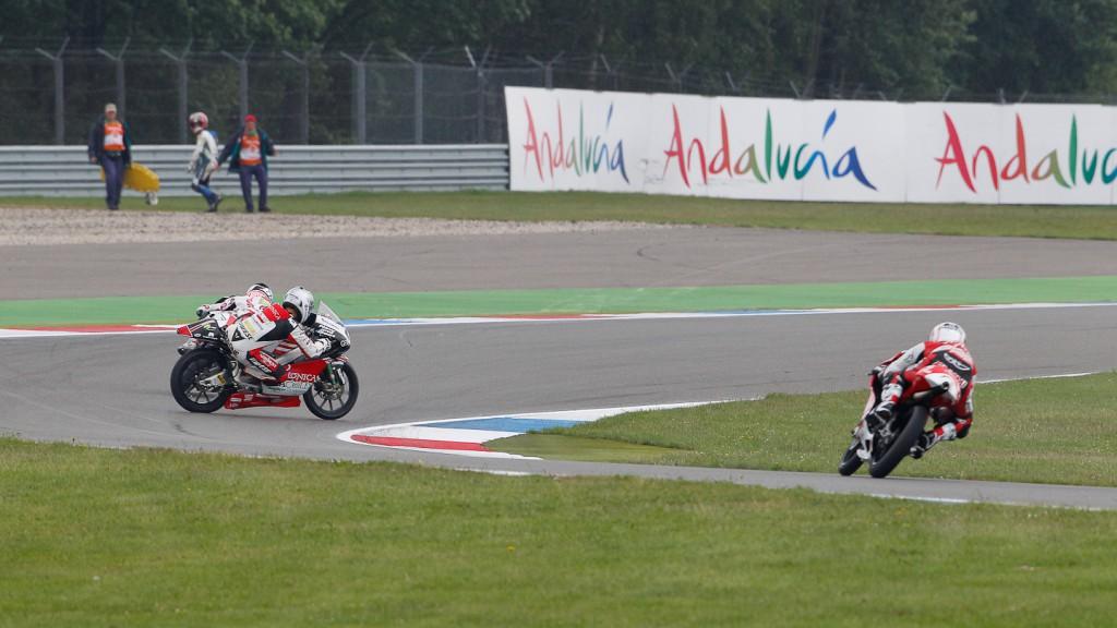 Giulian Pedone, Phonica Racing, Assen FP1