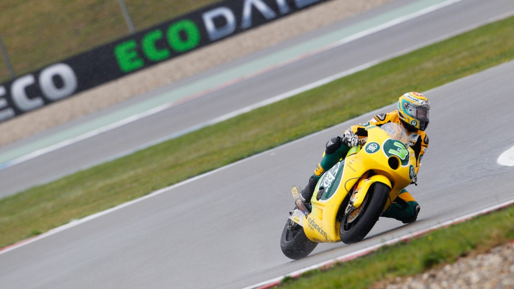 Simonce Corsi, Ioda Racing Project, Assen FP1