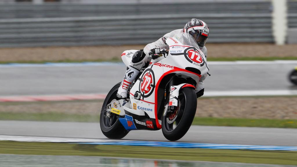 Yuki Takahashi, Gresini Racing Moto2, Assen FP1