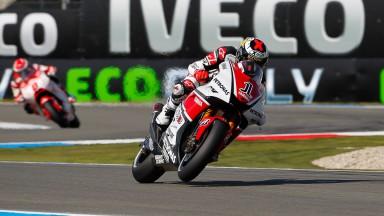 Jorge Lorenzo, Yamaha Factory Racing, Assen QP