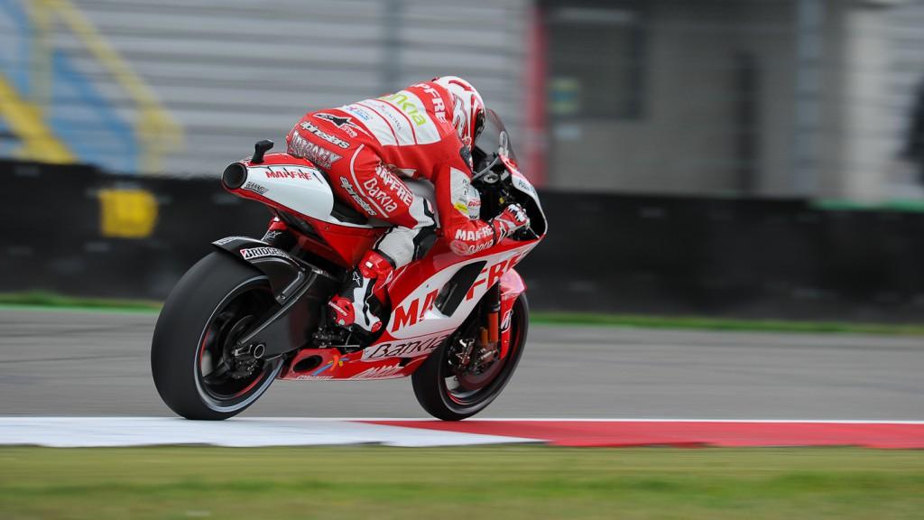 Hector Barbera, Mapfre Aspar Team MotoGP, Assen QP