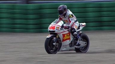 Assen 2011 - MotoGP - QP - Action - Kousuke Akiyosi