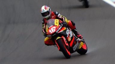 Assen 2011 - Moto2 - QP - Action - Jules Cluzel