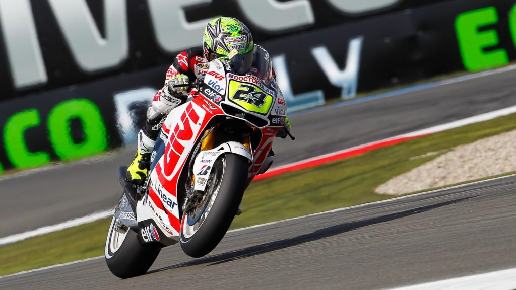 Toni Elias, LCR Honda MotoGP, Assen QP