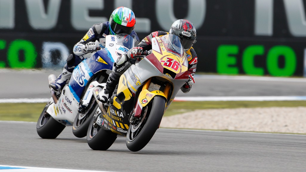 Mika Kallio, Marc VDS Racing Team, Assen QP