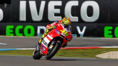 Valentino Rossi, Ducati Team, Assen QP