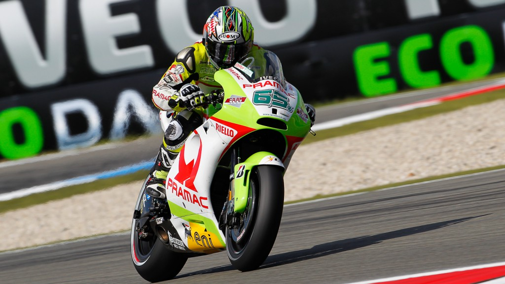 Loris Capirossi, Pramac Racing Team, Assen QP