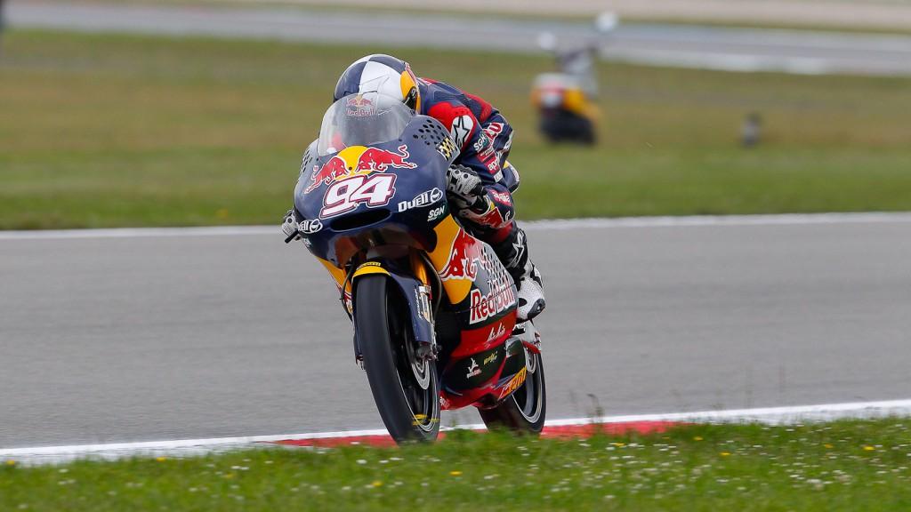 Jonas Folger, Red Bull Ajo MotorSport, Assen FP2