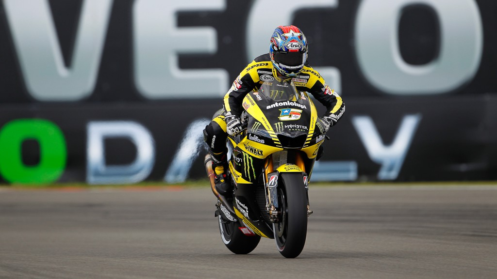 Colin Edwards, Monster Yamaha Tech3, Assen QP