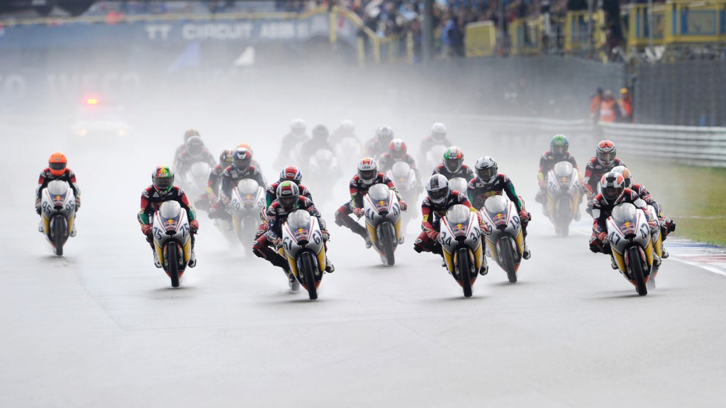 Red Bull Rookies Cup, Assen