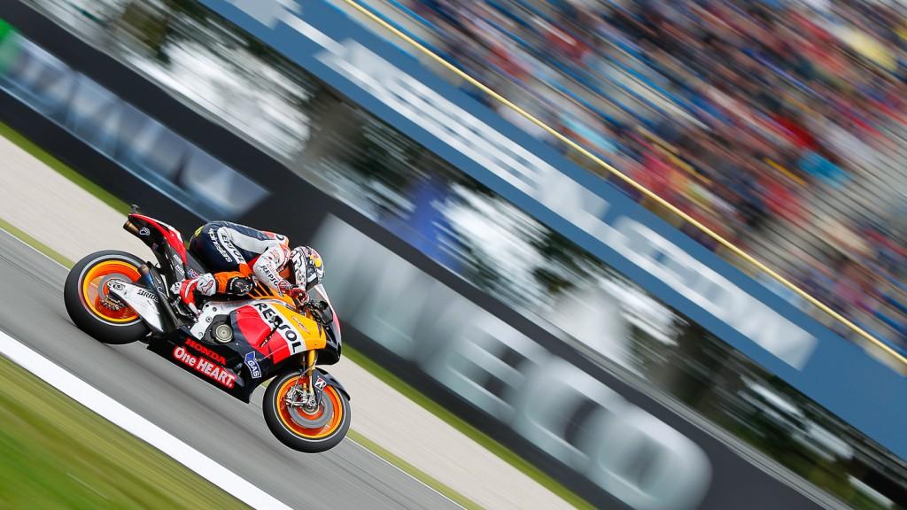 Andrea Dovizioso, Repsol Honda Team, Assen RAC