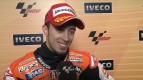 Dovizioso more than happy with third