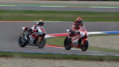 Assen 2011 - MotoGP - Warm Up - Action - Hector Barbera