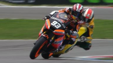 Assen 2011 - Moto2 - Warm Up - Action - Marc Marquez
