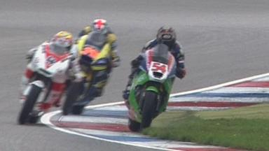 Assen 2011 - Moto2 - Warm Up - Action - Kenan Sofuoglu