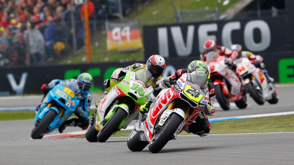 Toni Elias, LCR Honda MotoGP, Assen RAC